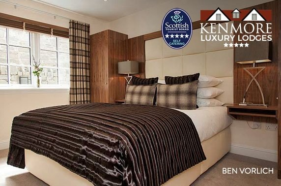 Luxury cottage stay, Perthshire - from £25pppn