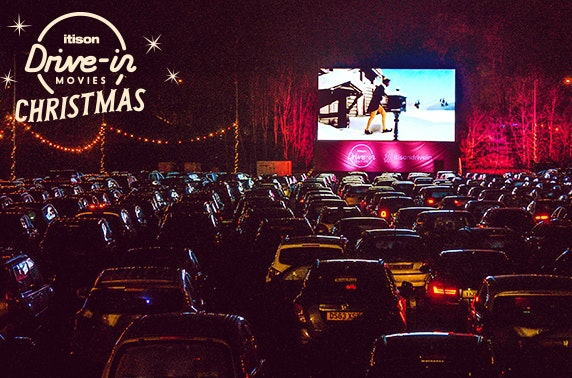 itison Drive-In Movies Christmas!