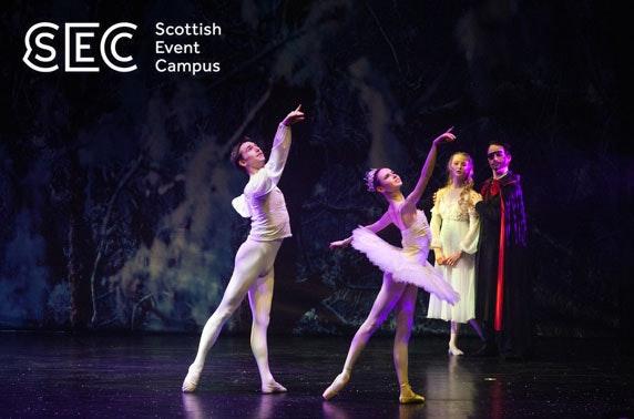 The Nutcracker ballet at SEC Armadillo