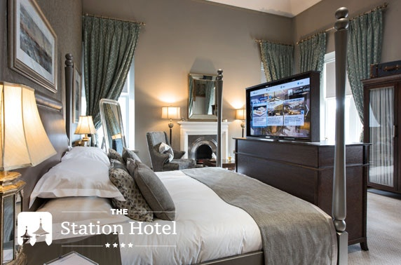 4* The Station Hotel DBB, Speyside