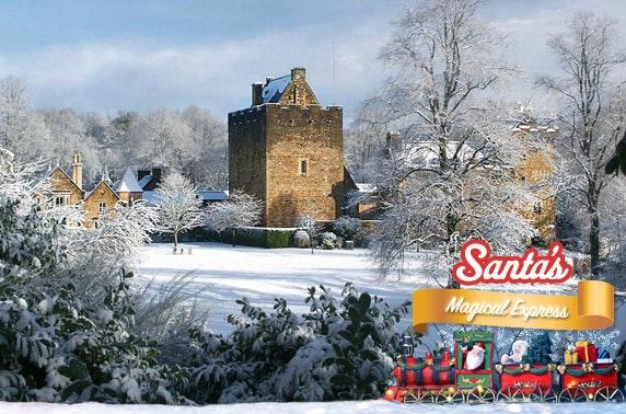 Santa's Magical Express Train & show, Dean Castle