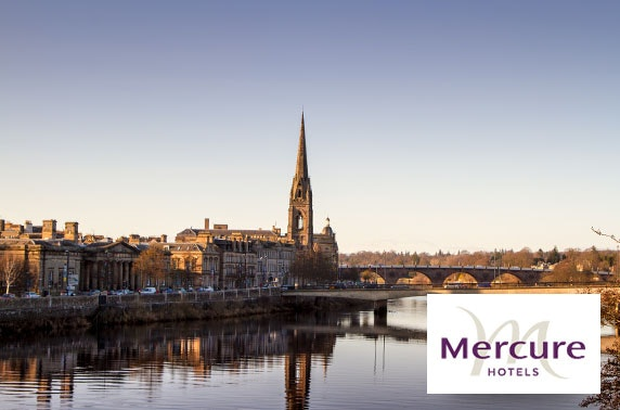 Mercure Perth Hotel stay - £65