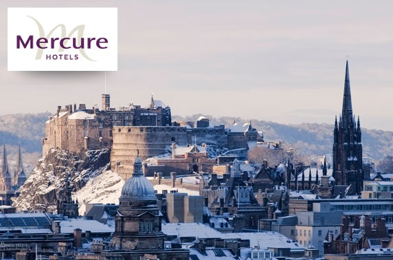 Mercure Edinburgh Princes Street stay
