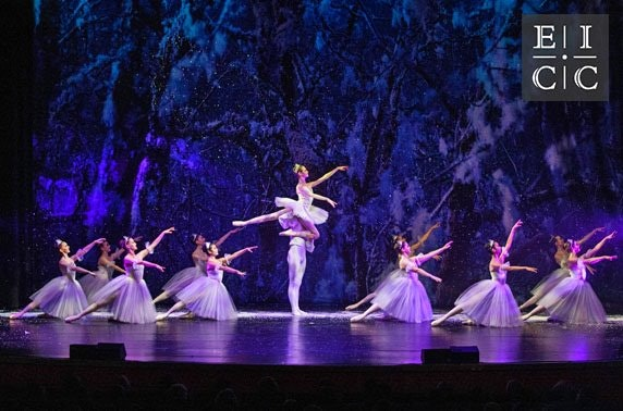 The Nutcracker ballet at EICC