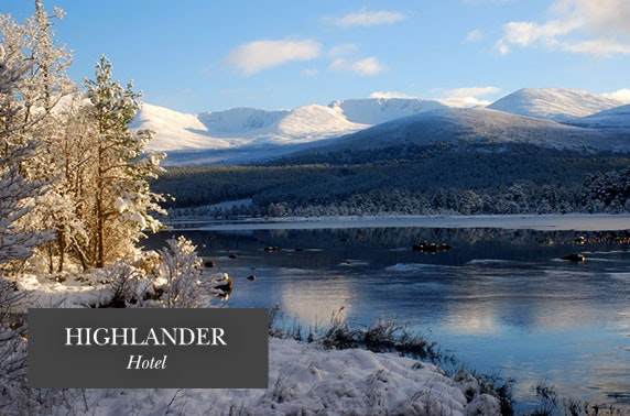 Cairngorms break from £49