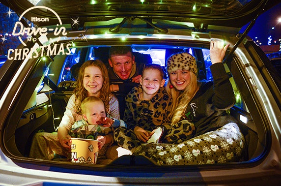 FINAL TICKETS: itison Drive-In Movies Christmas!
