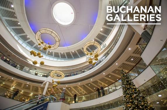 Buchanan Galleries £30 Black Friday gift card