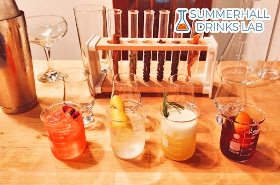 Gin tasting & cocktail masterclass, Summerhall
