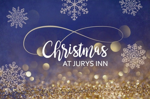 Christmas party lunch, 4* Jurys Inn