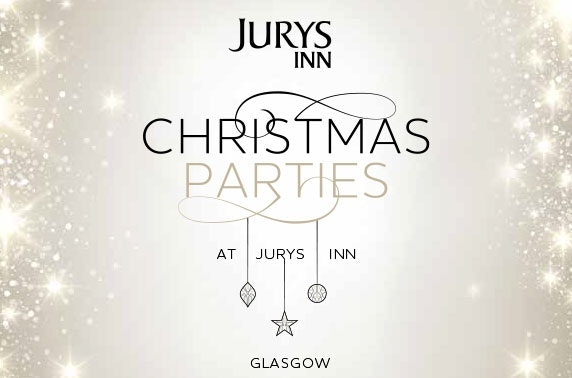 Christmas party night, 4* Jurys Inn