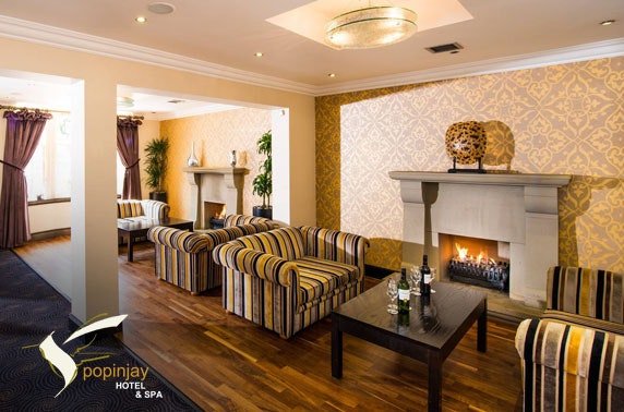 Popinjay Hotel & Spa DBB, Clyde Valley