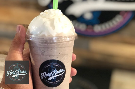 Holy Shake milkshakes & churros, Perth - from £2.50pp