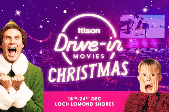 NEW DATE ADDED: itison Drive-In Movies Christmas!