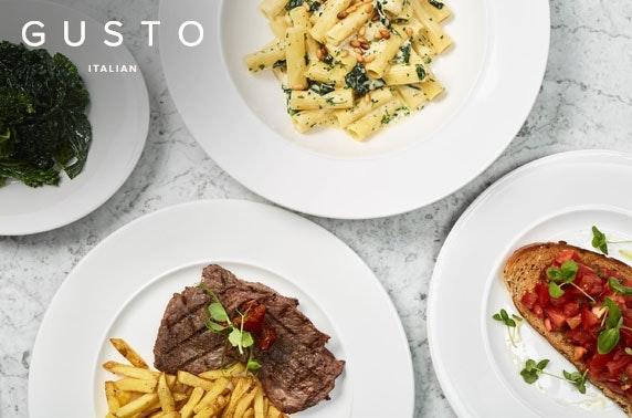 Gusto Prosecco dining, City Centre