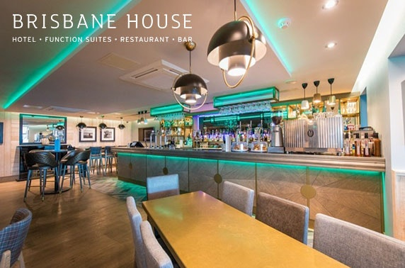 Brisbane House Hotel in Largs stay - from £59