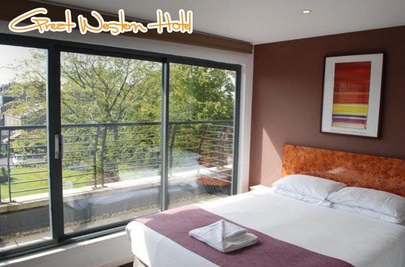 The Great Western Hotel Aberdeen stay