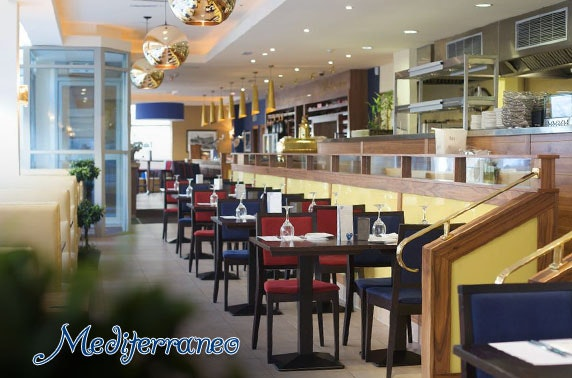 Award-winning Mediterraneo dining, Merchant City