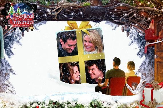 A Magical Christmas Movie Experience