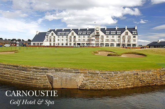 4* Carnoustie Golf & Spa Hotel getaway - £49