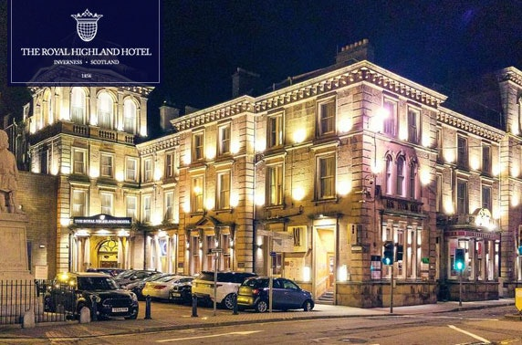 The Royal Highland Hotel, Inverness - £69