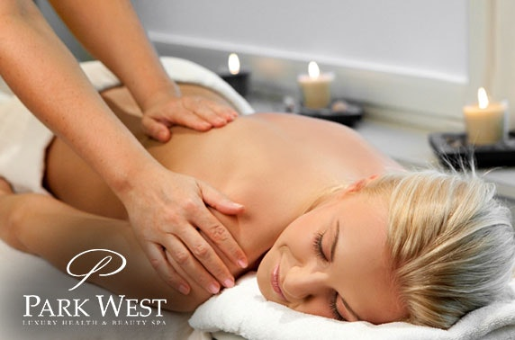 Park West Luxury Spa, Hamilton