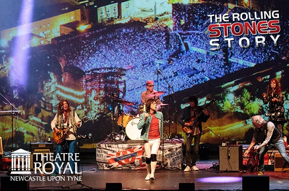 The Rolling Stones Story at City Hall