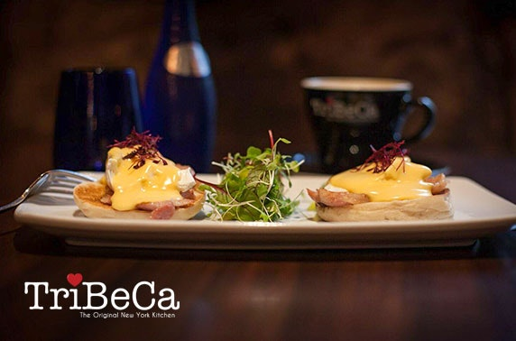 TriBeCa brunch and Prosecco