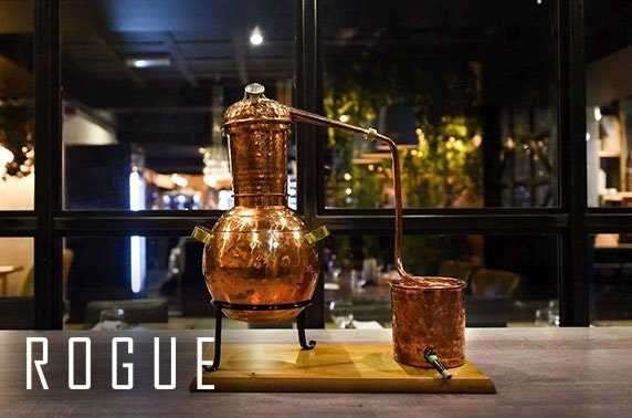 Gin tasting experience, Rogue St Andrews