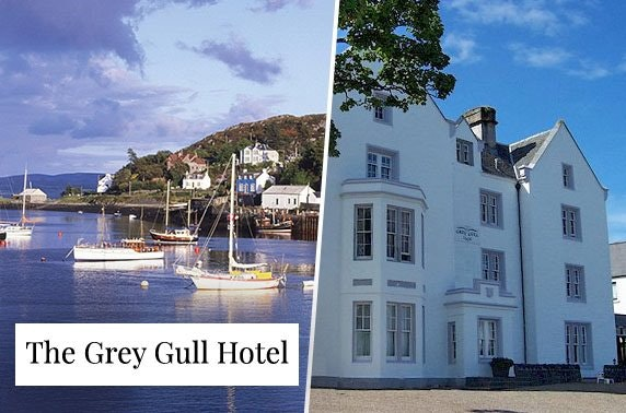Loch Fyne DBB stay; valid 7 days - from £59