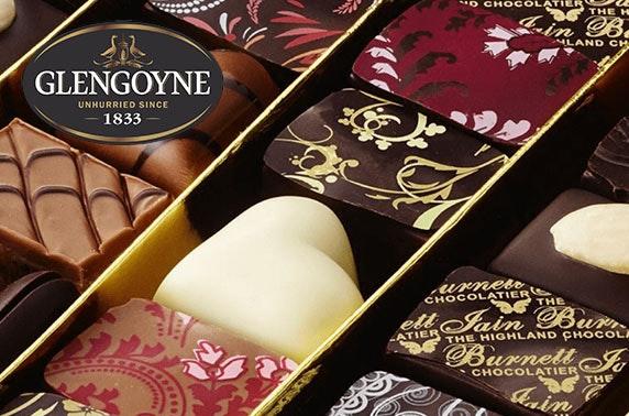 Award-winning Glengoyne Distillery whisky & chocolate tour