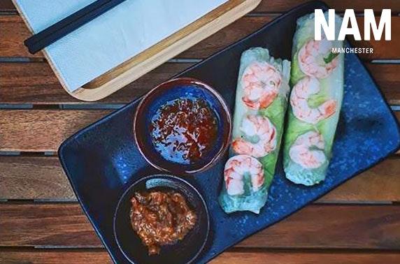Brand new Nam dining & cocktails