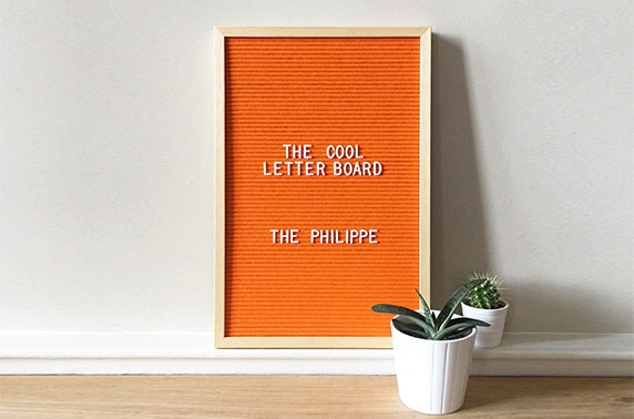 The Cool Company letterboards & symbol sets