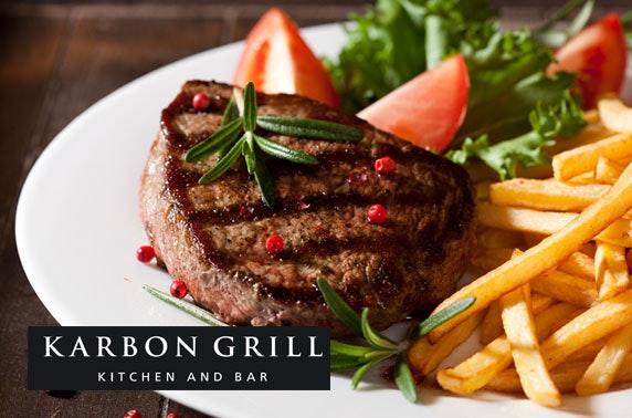 Steaks & wine, Hilton Garden Inn Sunderland