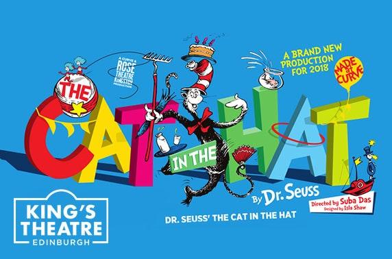 Cat in the Hat at King's Theatre, Edinburgh