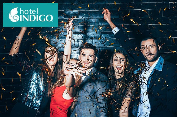 Hotel Indigo's New Year's Eve pre-party, City Centre