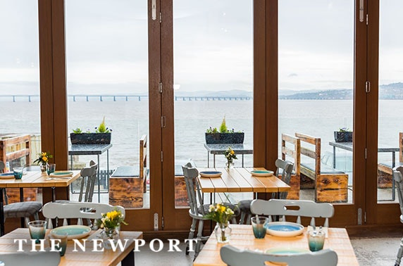The Newport dining - Restaurant of the Year 2018/19