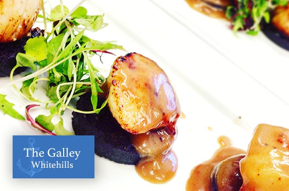 The Galley, Whitehills dining & drinks