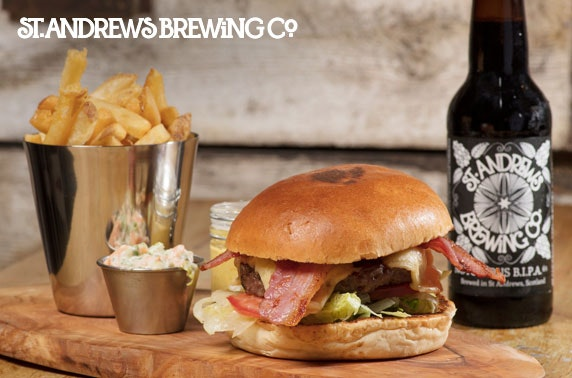 St Andrews Brewing Co voucher