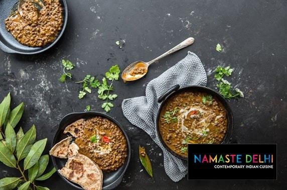 Namaste Delhi Prosecco & tapas dining