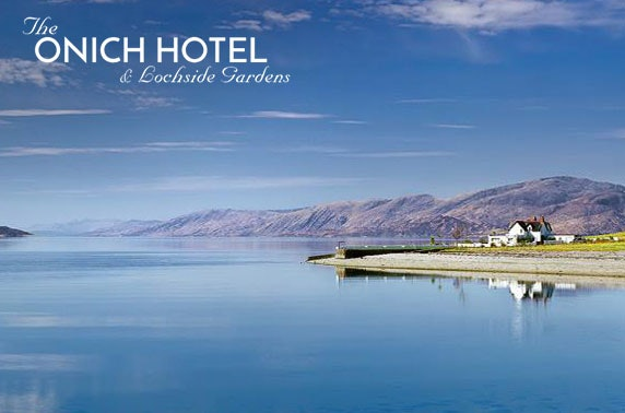Highland getaway - from £59