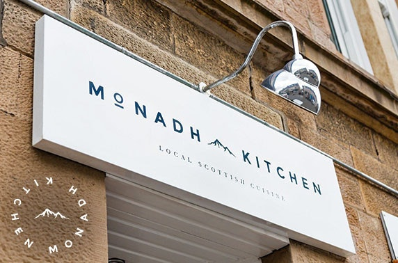 Michelin Bib Gourmand-awarded Monadh Kitchen