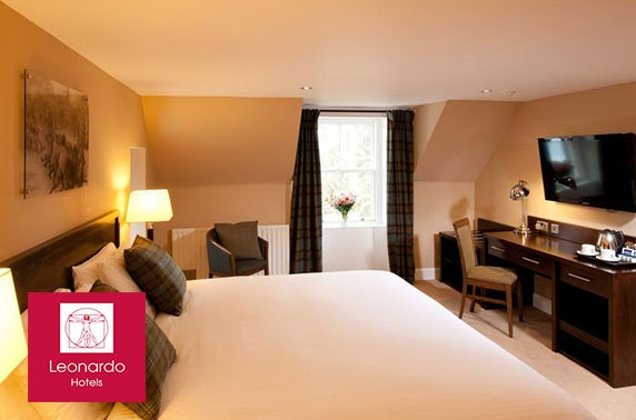 Perth boutique hotel stay - £65
