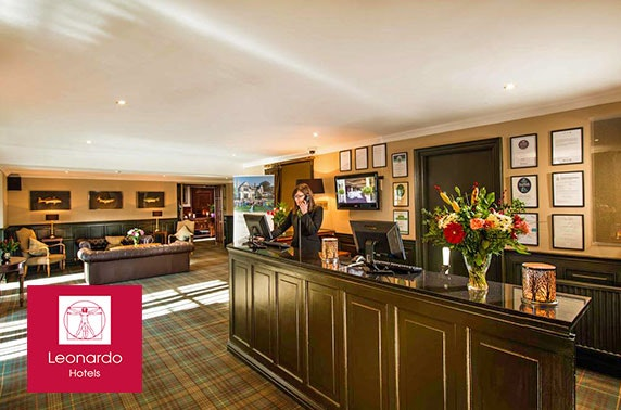 Perth boutique hotel stay - £75