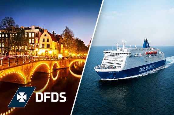 Ferry to Holland offers