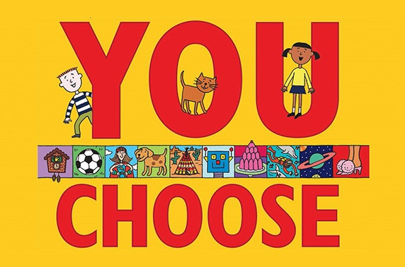 Tickets to You Choose at Edinburgh's Christmas