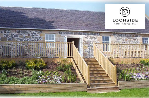 Nith Cottage stay at 4* Lochside House