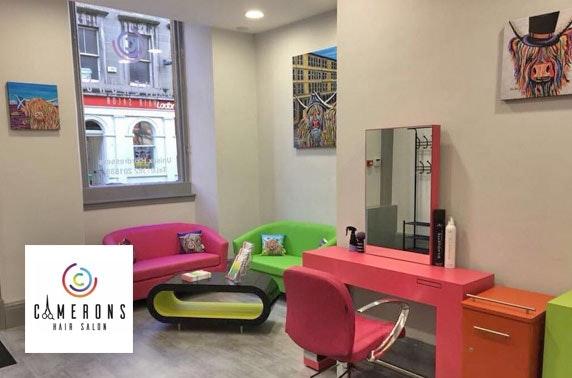 Cameron's Hair Salon, Dundee City Centre