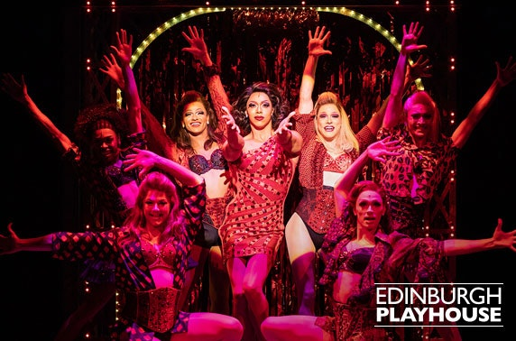 Kinky Boots at Edinburgh Playhouse - from £15pp
