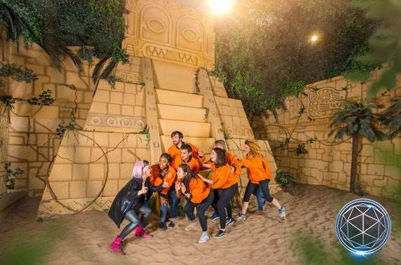 The Crystal Maze Live Experience, City Centre