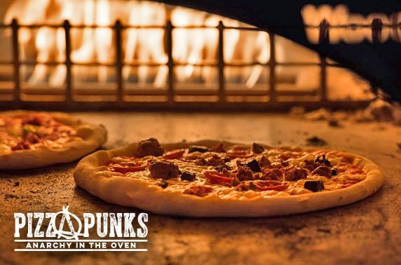 Pizza & Prosecco at newly opened Pizza Punks